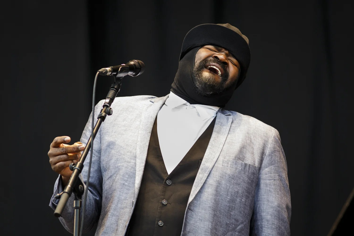 Le Meilleur Gregory Porter Interview Nat King Cole Was The First Ce Mois Ci