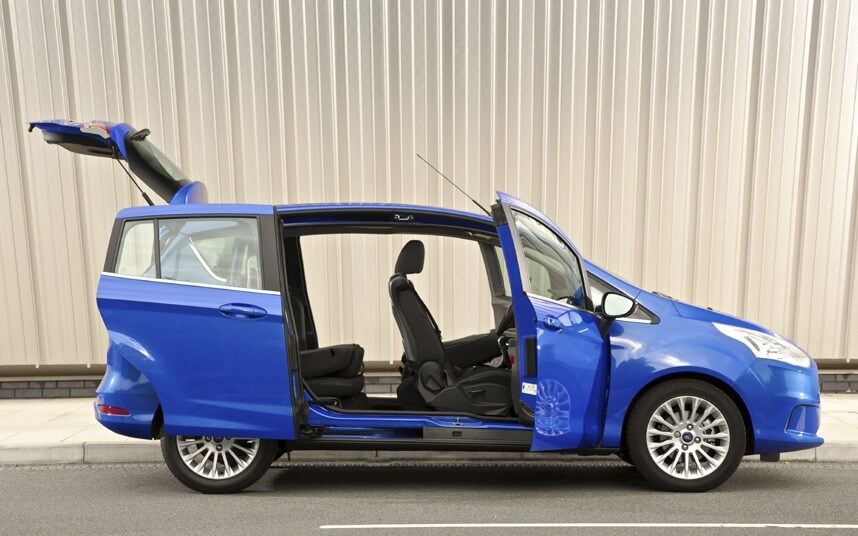 Le Meilleur The New Ford B Max Is Your Sliding Doors Moment Telegraph Ce Mois Ci