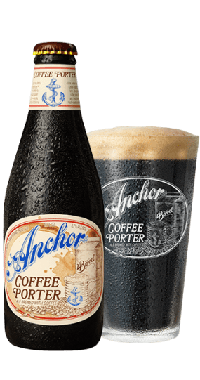 Le Meilleur Anchor Brewing Company Unveils Coffee Porter Mashing In Ce Mois Ci