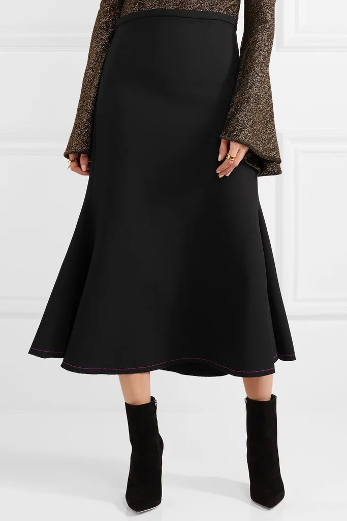 Le Meilleur Ellery Bee Dee Fluted Stretch Crepe Skirt Was 907 80 Ce Mois Ci