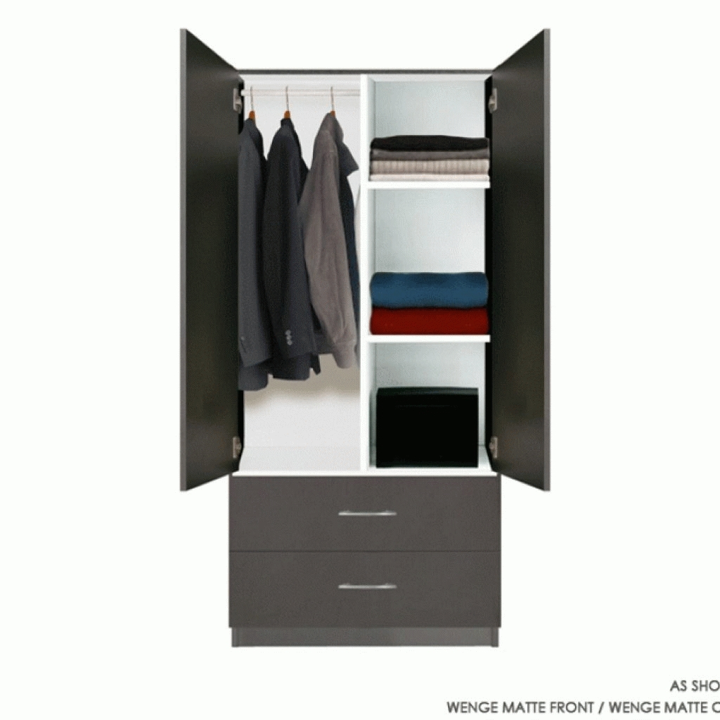 Le Meilleur Top 30 Of 2 Door Wardrobe With Drawers And Shelves Ce Mois Ci