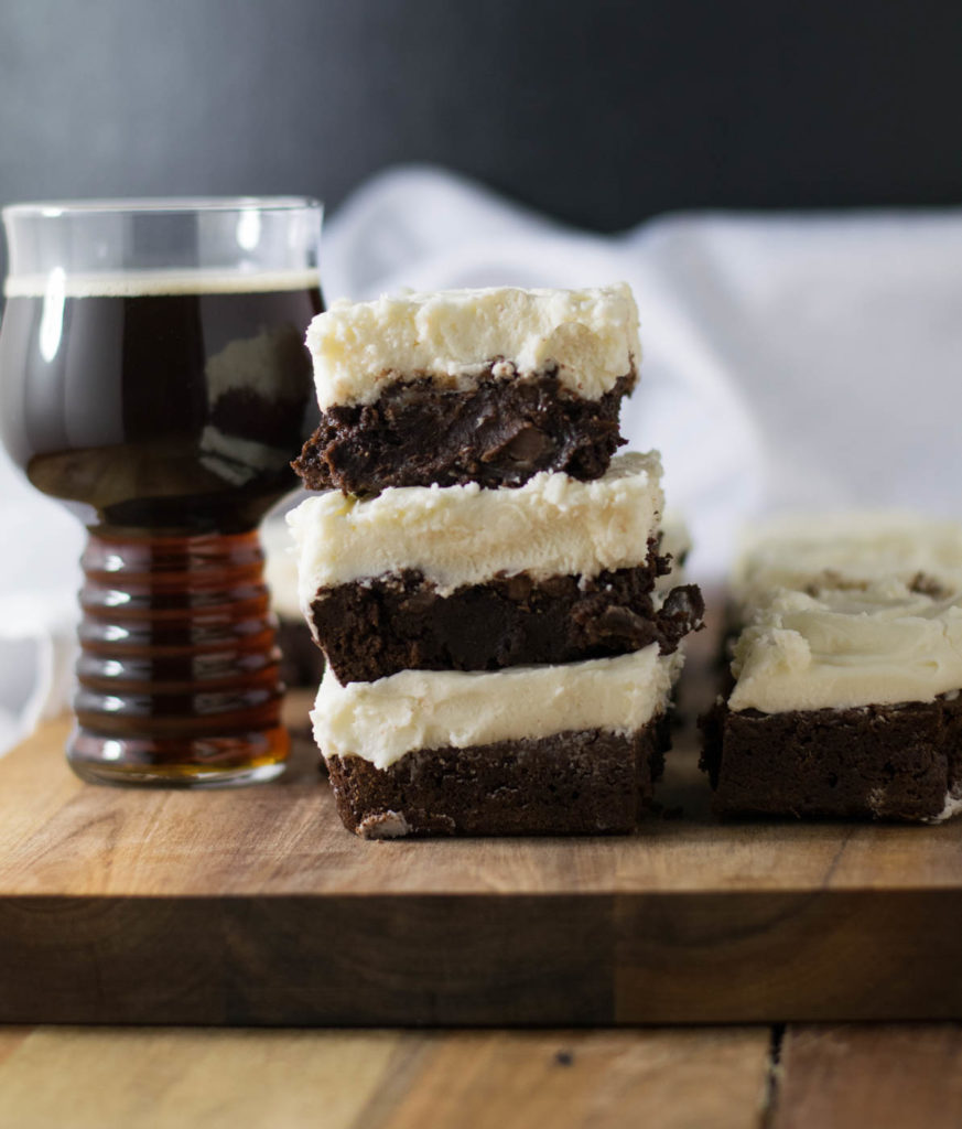 Le Meilleur Smoked Porter Beer Brownies Archives Beer Girl Cooks Ce Mois Ci