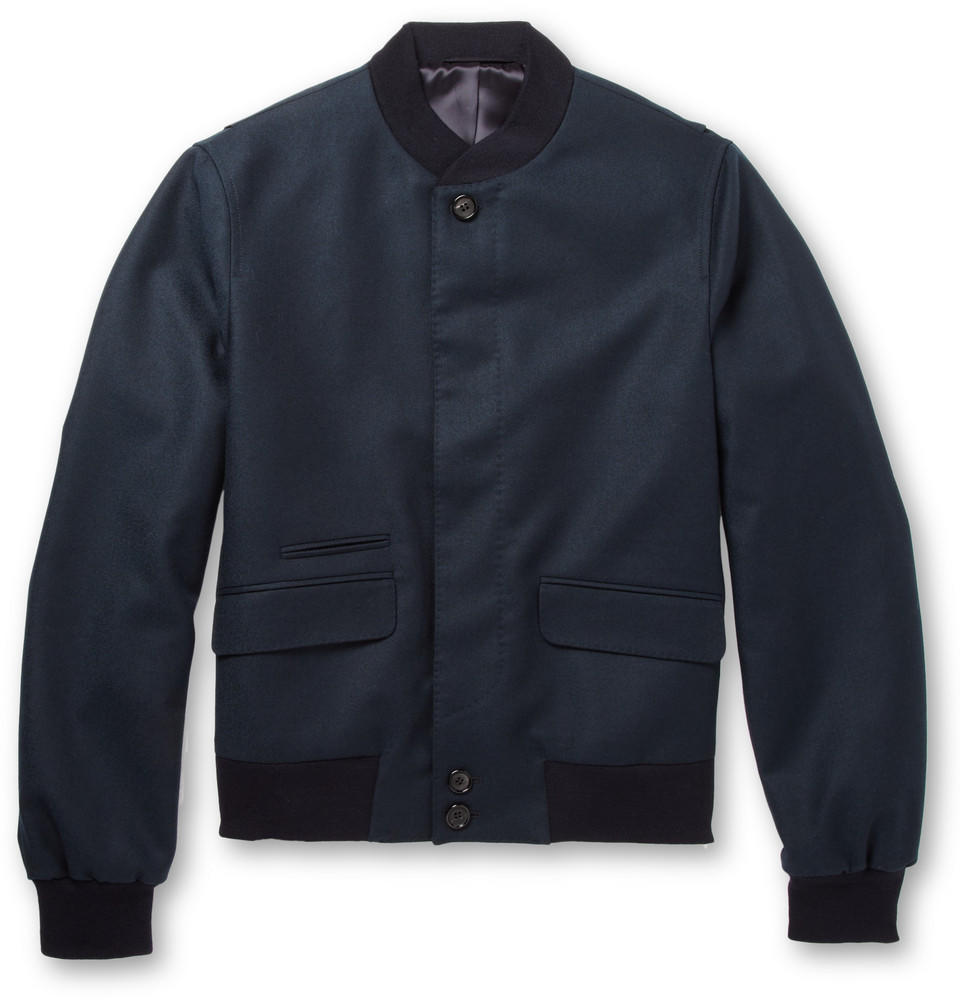 Le Meilleur Alexander Mcqueen Wool Twill From Mr Porter Coveted Items Ce Mois Ci