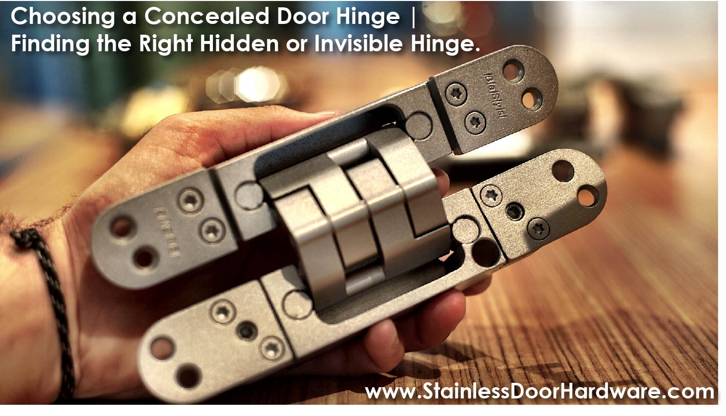 Le Meilleur Choosing A Concealed Door Hinge Finding The Right Hidden Ce Mois Ci