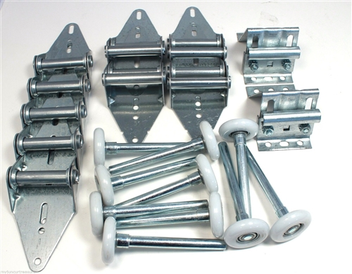 Le Meilleur Garage Door Hinge And Roller Tune Up Kit 10X7 Or 12X7 Ce Mois Ci