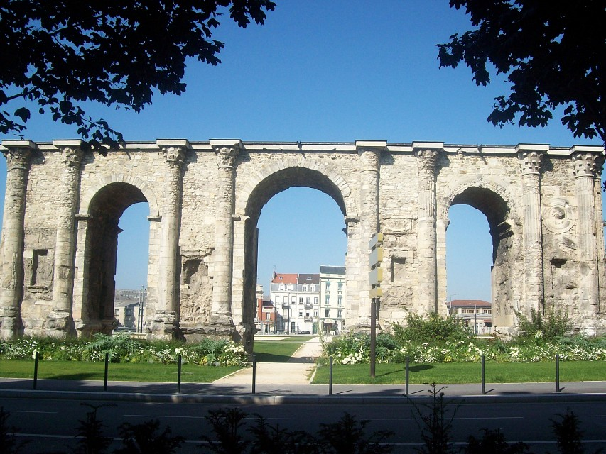 Le Meilleur Porte Mars Monument In Reims Thousand Wonders Ce Mois Ci