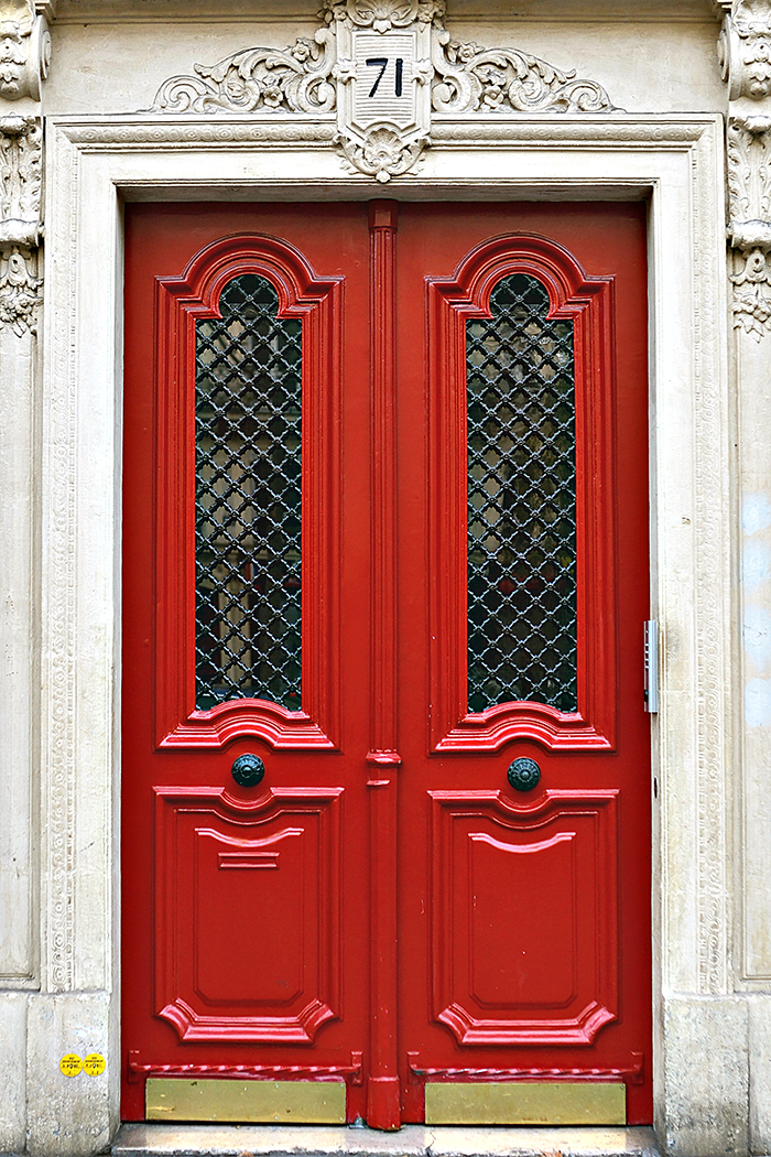 Le Meilleur History In High Heels Where To Find The Best Parisian Doors Ce Mois Ci
