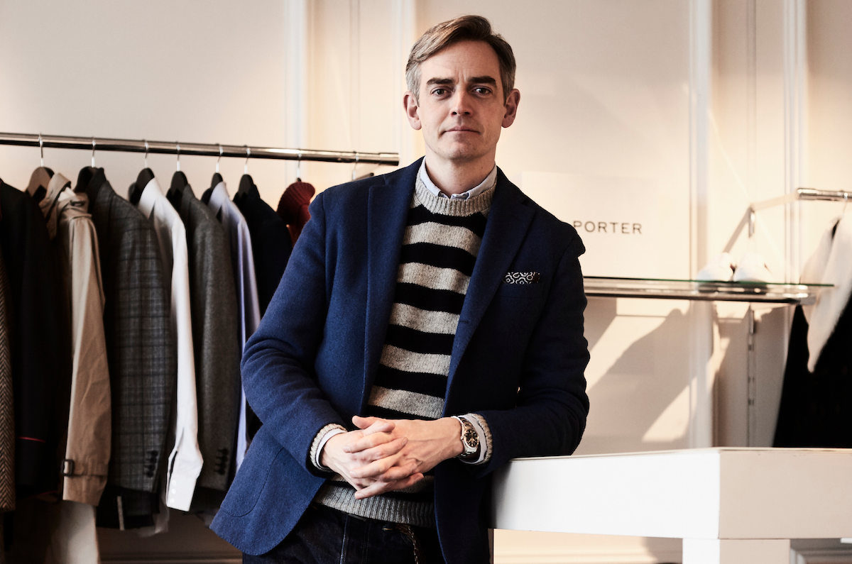 Le Meilleur Pocket Guide Toby Bateman Of Mr Porter The Rake Ce Mois Ci