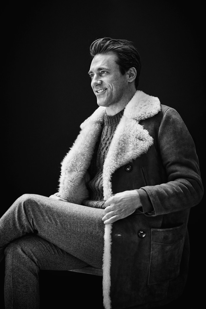 Le Meilleur Jon Hamm For Mr Porter S The Journal Style Guide Tom Ce Mois Ci