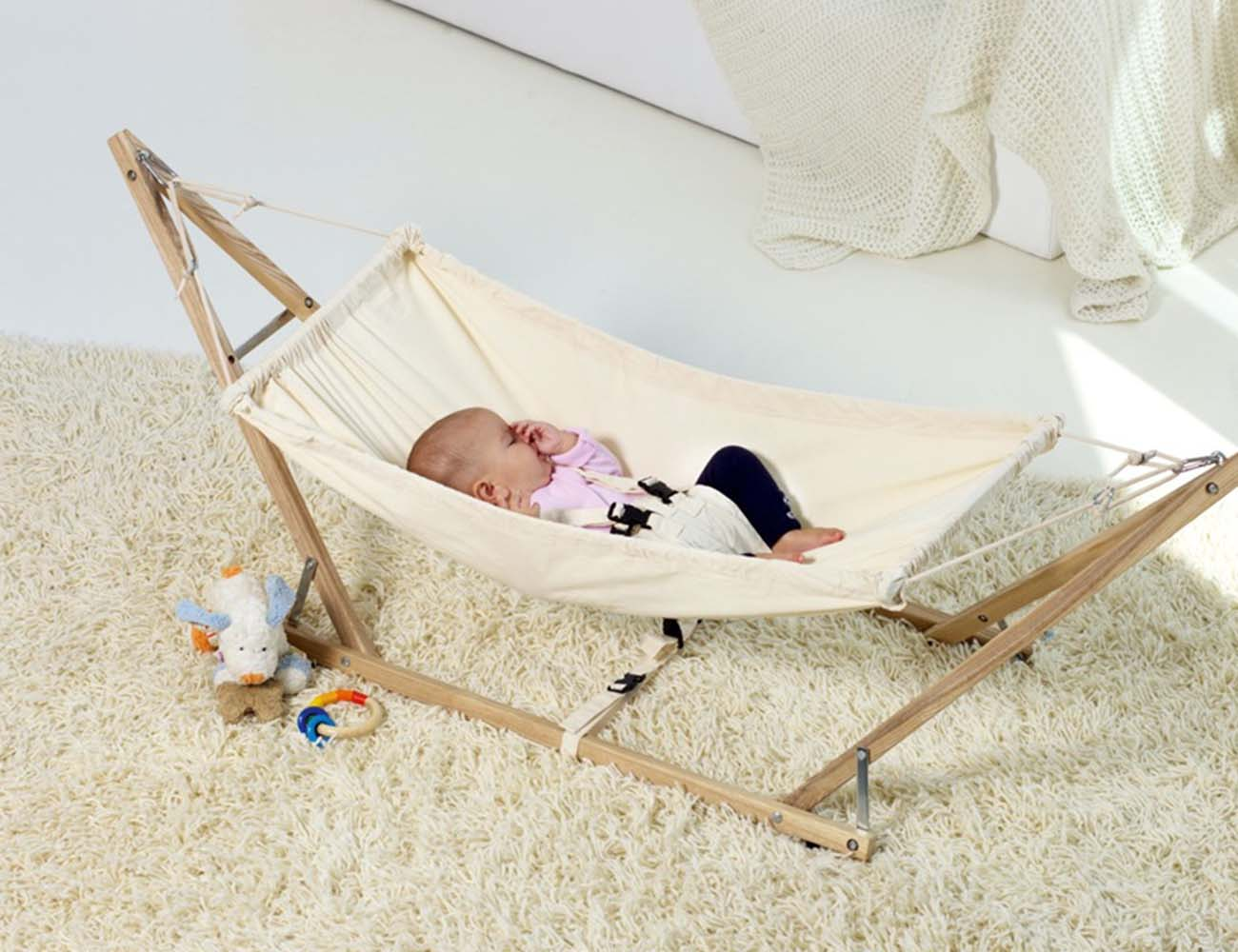 Le Meilleur Koala Baby Hammock And Stand From Cuckooland » Gadget Flow Ce Mois Ci