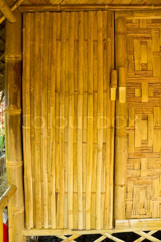 Le Meilleur Bamboo Door Download Bamboo Door Stock Image Image Of Ce Mois Ci