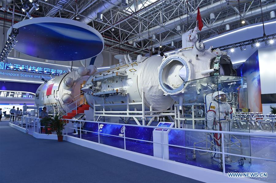 Le Meilleur First Module Of The Chinese Space Station To Be Launched Ce Mois Ci