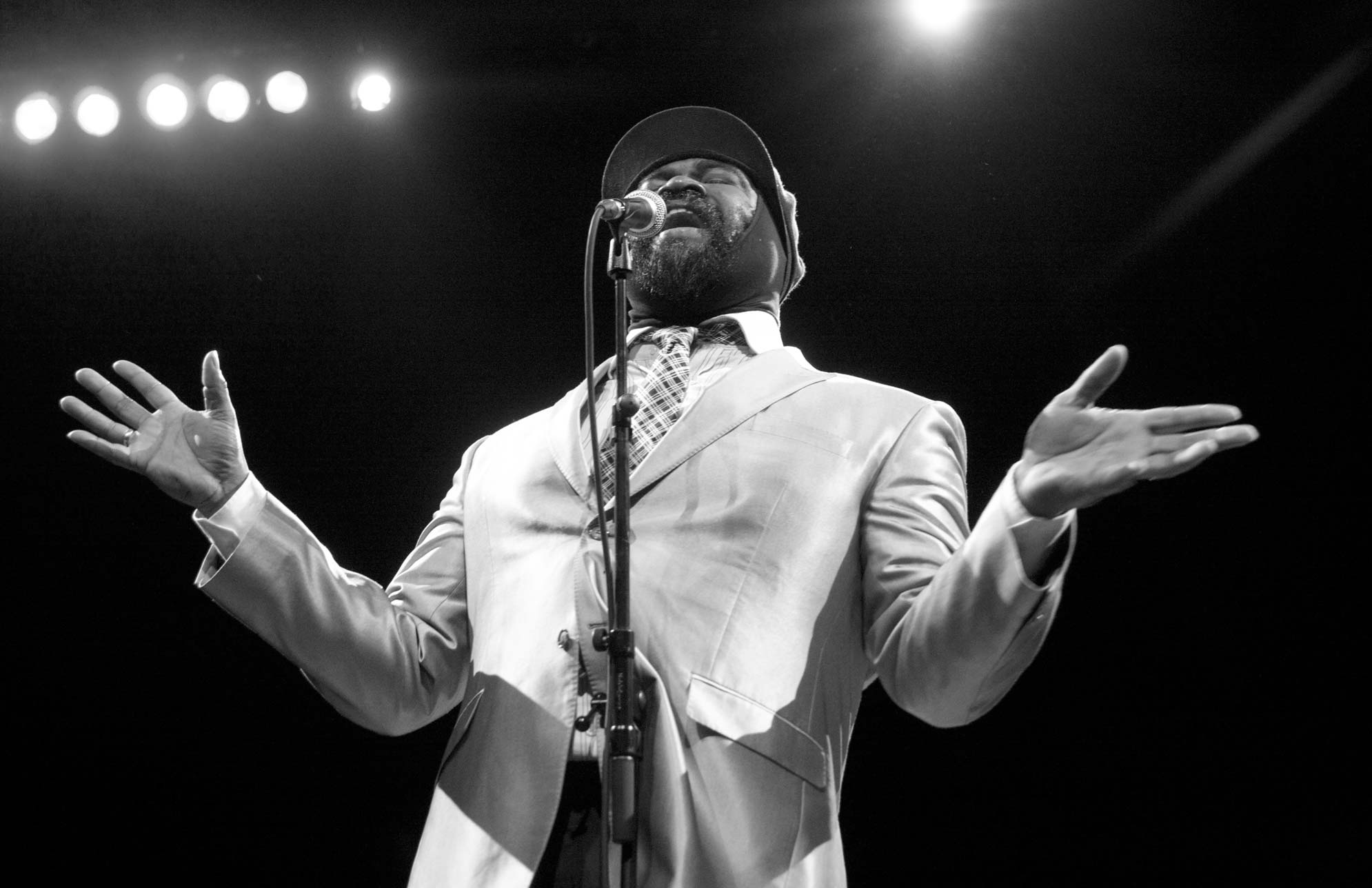 Le Meilleur Jazzday Gregory Porter – 1960 What 69 Musicology Ce Mois Ci