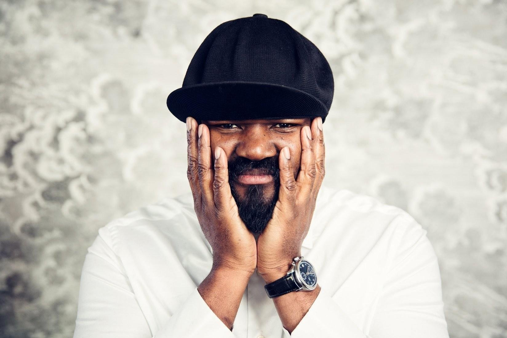 Le Meilleur Grammy Winner Gregory Porter Talks Music Football And Ce Mois Ci