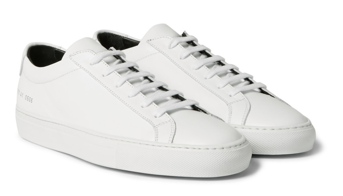 Le Meilleur Common Projects Has Launched A Mr Porter Exclusive Ce Mois Ci