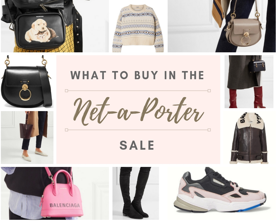 Le Meilleur What To Buy In The Net A Porter Sale Jessica Chelsea Ce Mois Ci