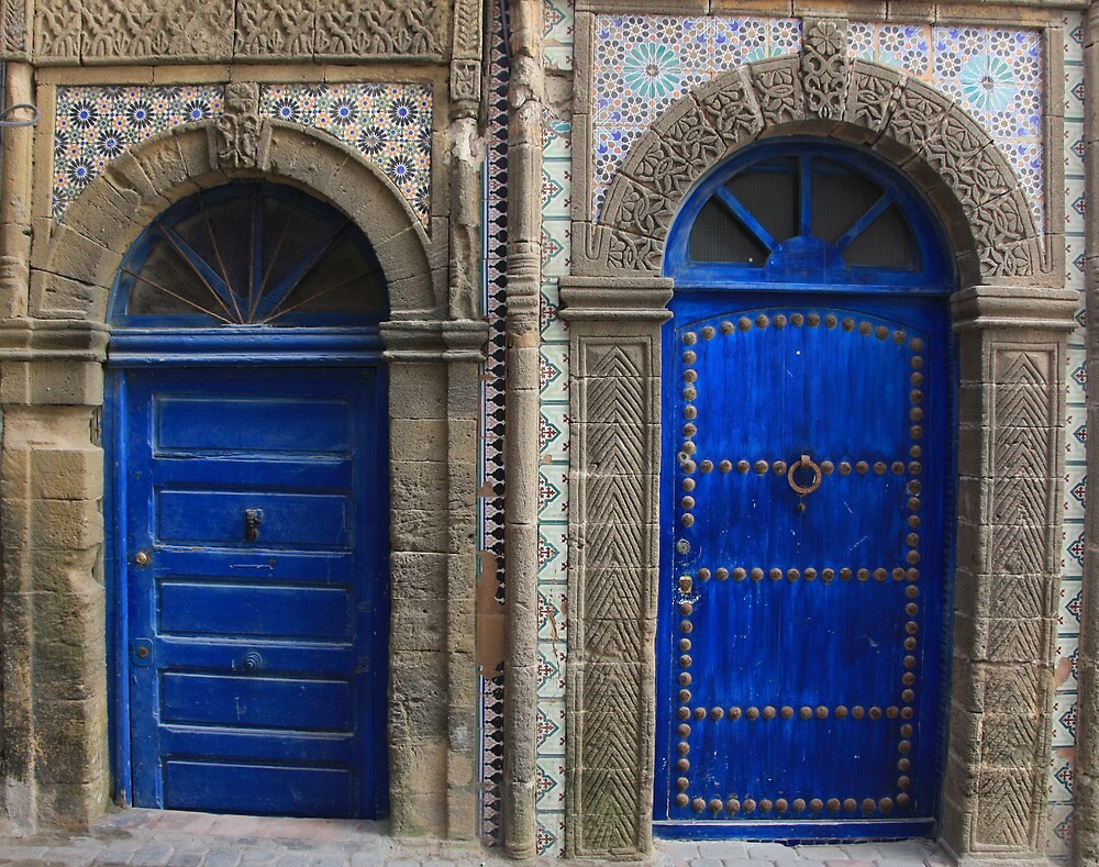Le Meilleur Moroccan Doors By Mcelroyimages Redbubble Ce Mois Ci