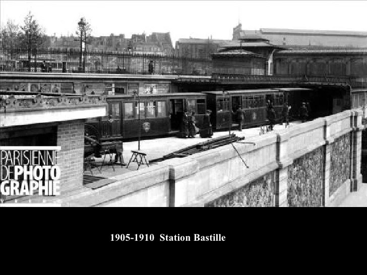 Le Meilleur Construction Of The Metroplitain Subway In Paris Ce Mois Ci