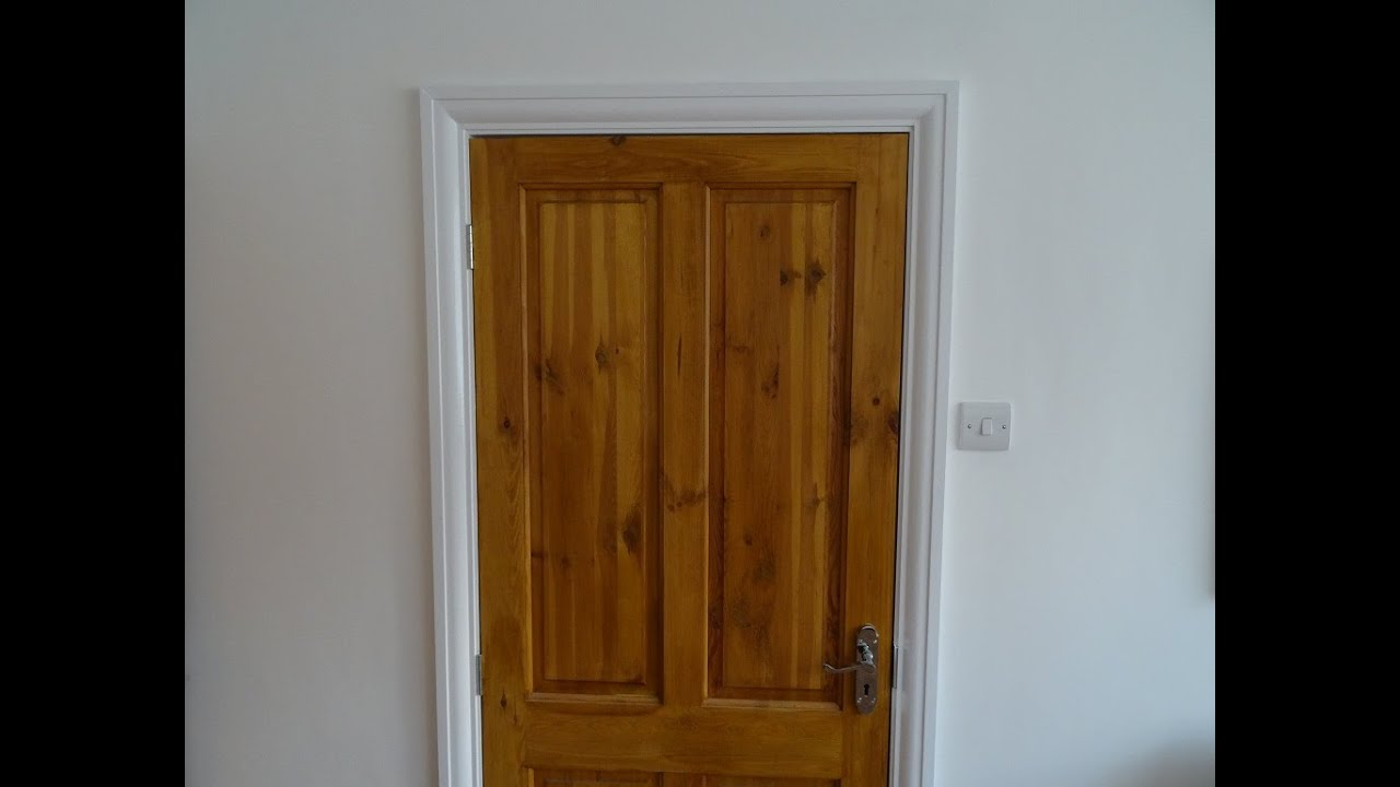 Le Meilleur How To Makeover Renovate An Internal Door Frame Casing Ce Mois Ci