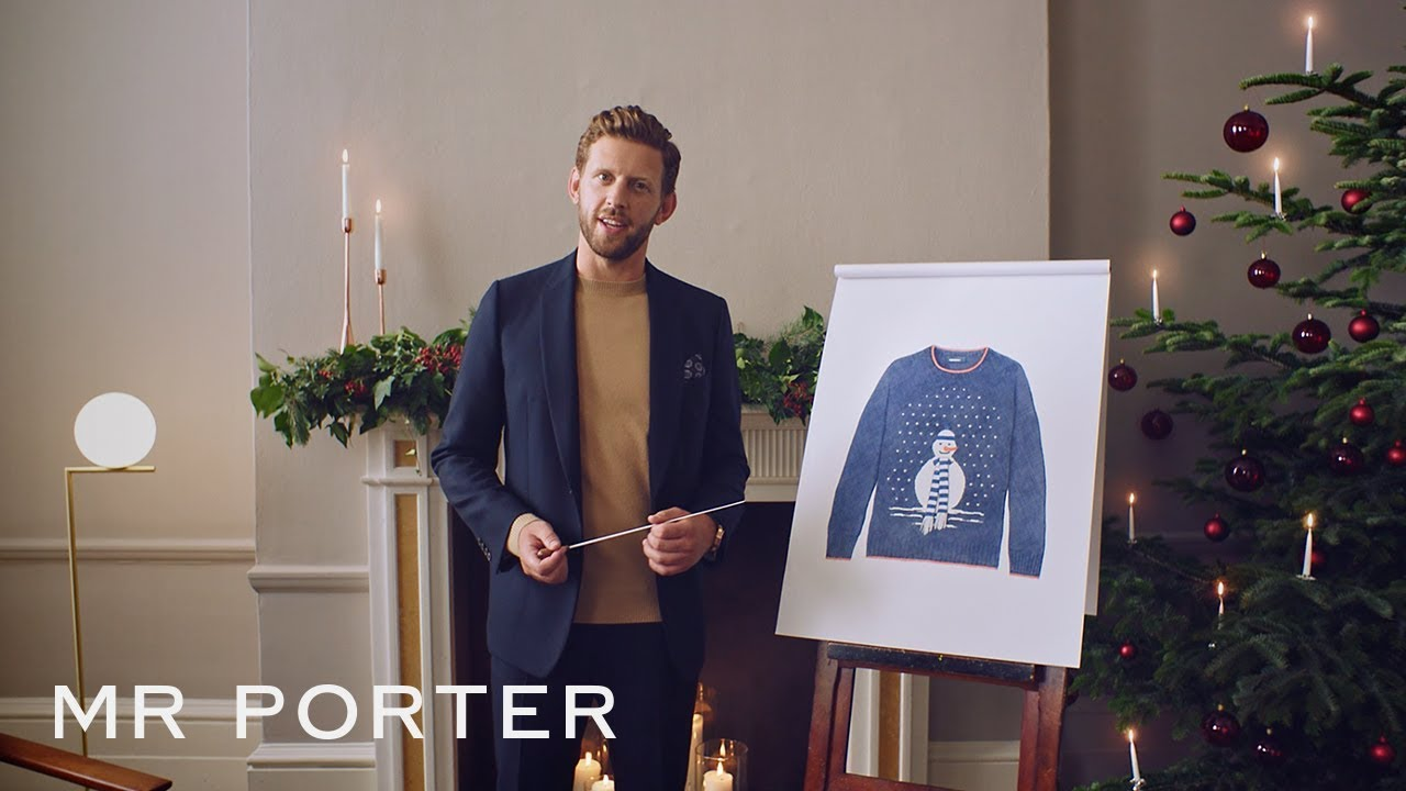 Le Meilleur How To Get Holiday Style Right Mr Porter Youtube Ce Mois Ci