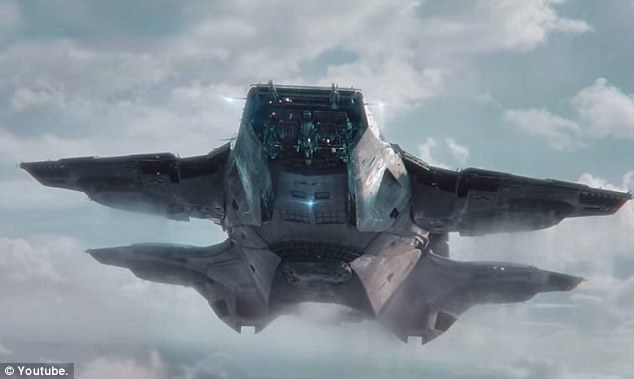 Le Meilleur Could The Avengers Helicarrier Become A Reality Daily Ce Mois Ci
