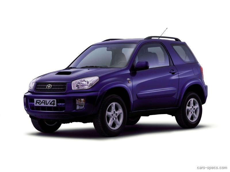 Le Meilleur 2004 Toyota Rav4 Suv Specifications Pictures Prices Ce Mois Ci