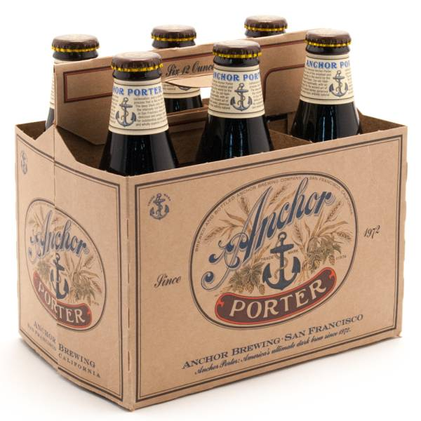 Le Meilleur Anchor Porter 6 Pack Beer Wine And Liquor Delivered Ce Mois Ci