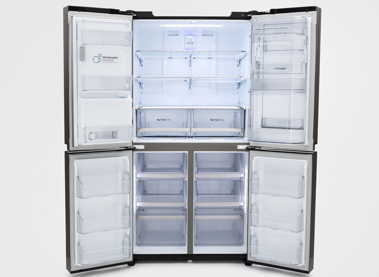 Le Meilleur 4 Door Refrigerator Reviews Consumer Reports Ce Mois Ci