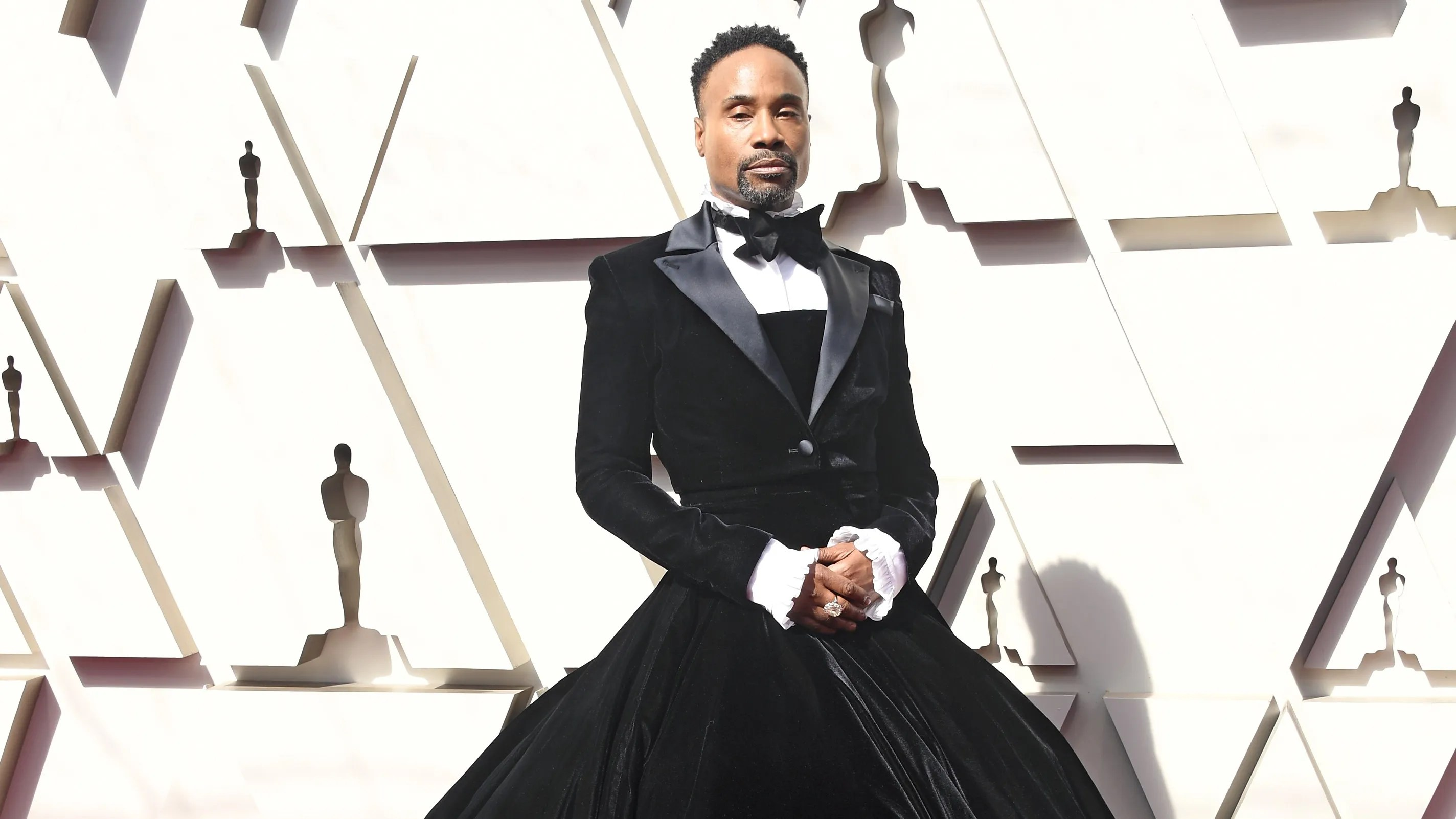 Le Meilleur Billy Porter On Why He Wore A Gown Not A Tuxedo To The Ce Mois Ci