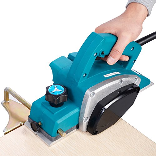 Le Meilleur Goplus Powerful Electric Wood Planer Door Plane Hand Held Ce Mois Ci