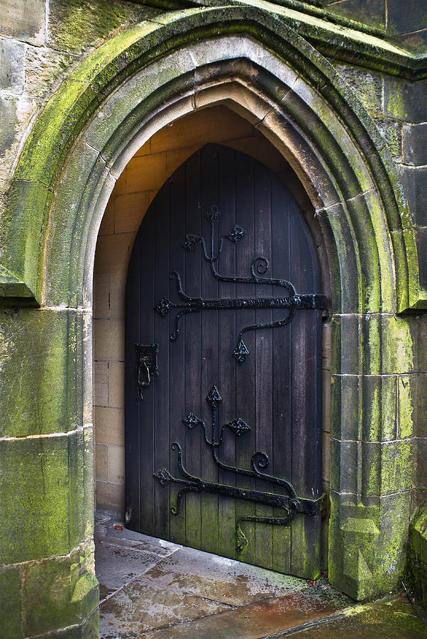 Le Meilleur Open Church Door Photograph By Jane Mcilroy Ce Mois Ci