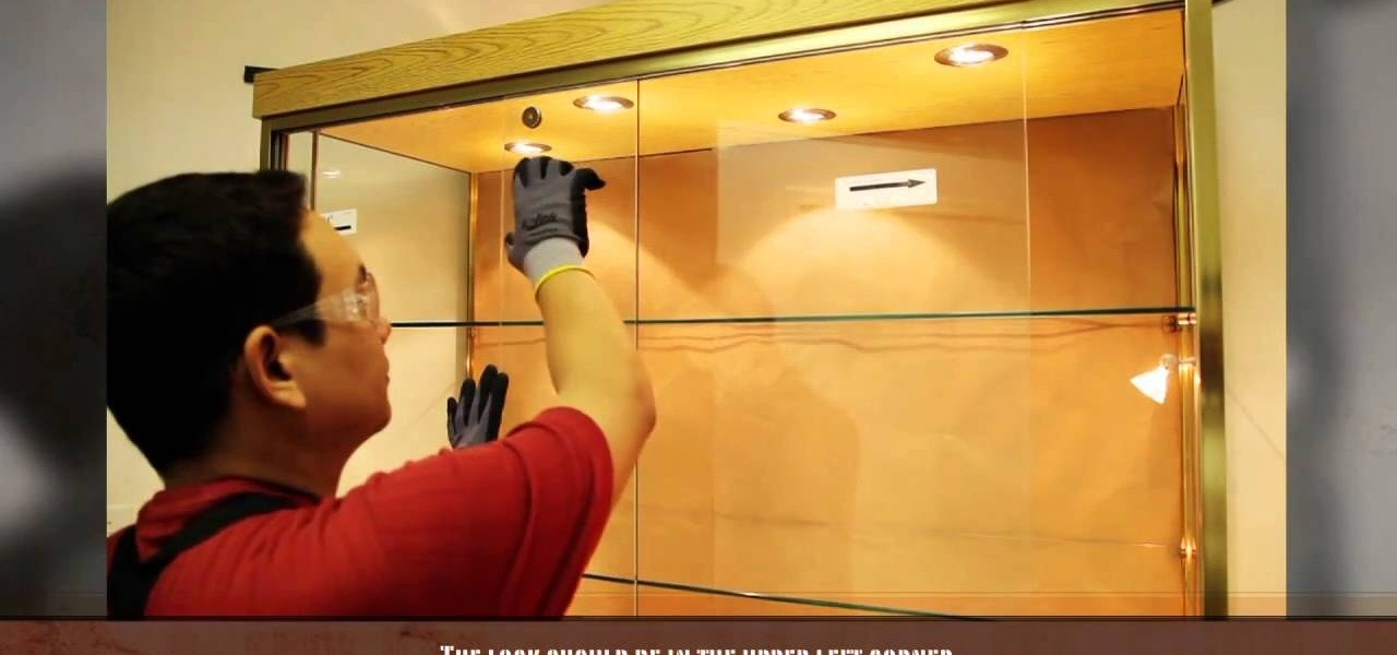 Le Meilleur How To Install A Sliding Glass Cabinet Door « Construction Ce Mois Ci