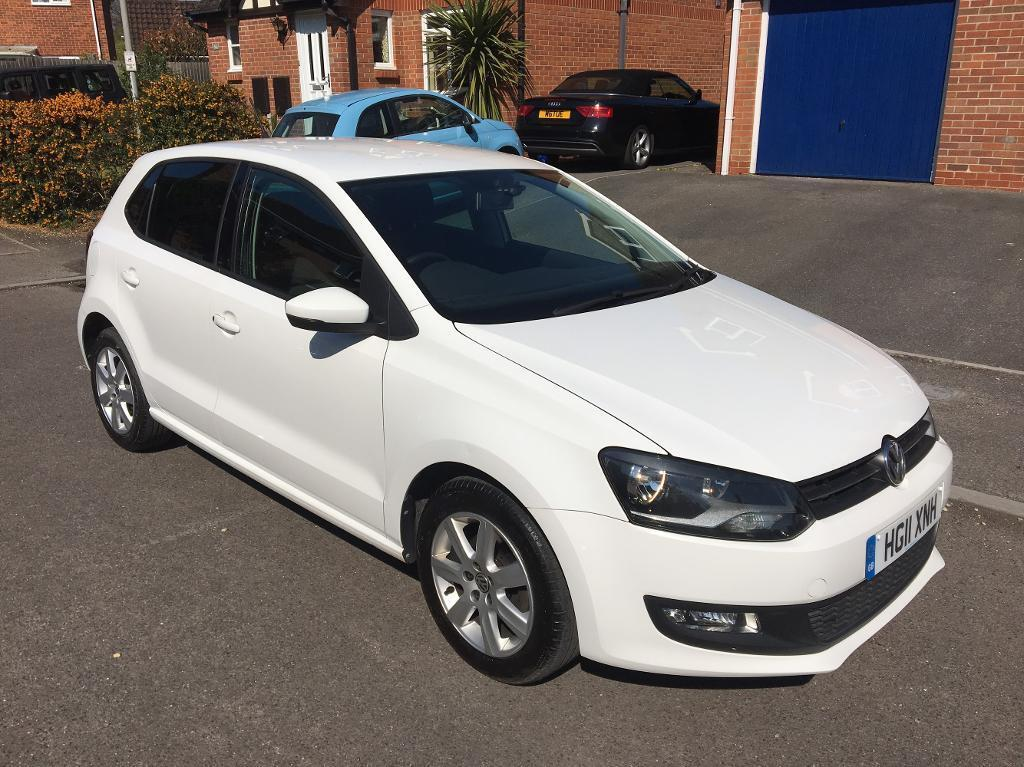 Le Meilleur Volkswagen Polo Match 5 Door 1 4 White Full Vw History 1 Ce Mois Ci