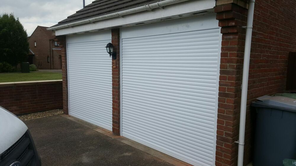 Le Meilleur Electric Remote Control Roller Shutter Garage Door Made To Ce Mois Ci