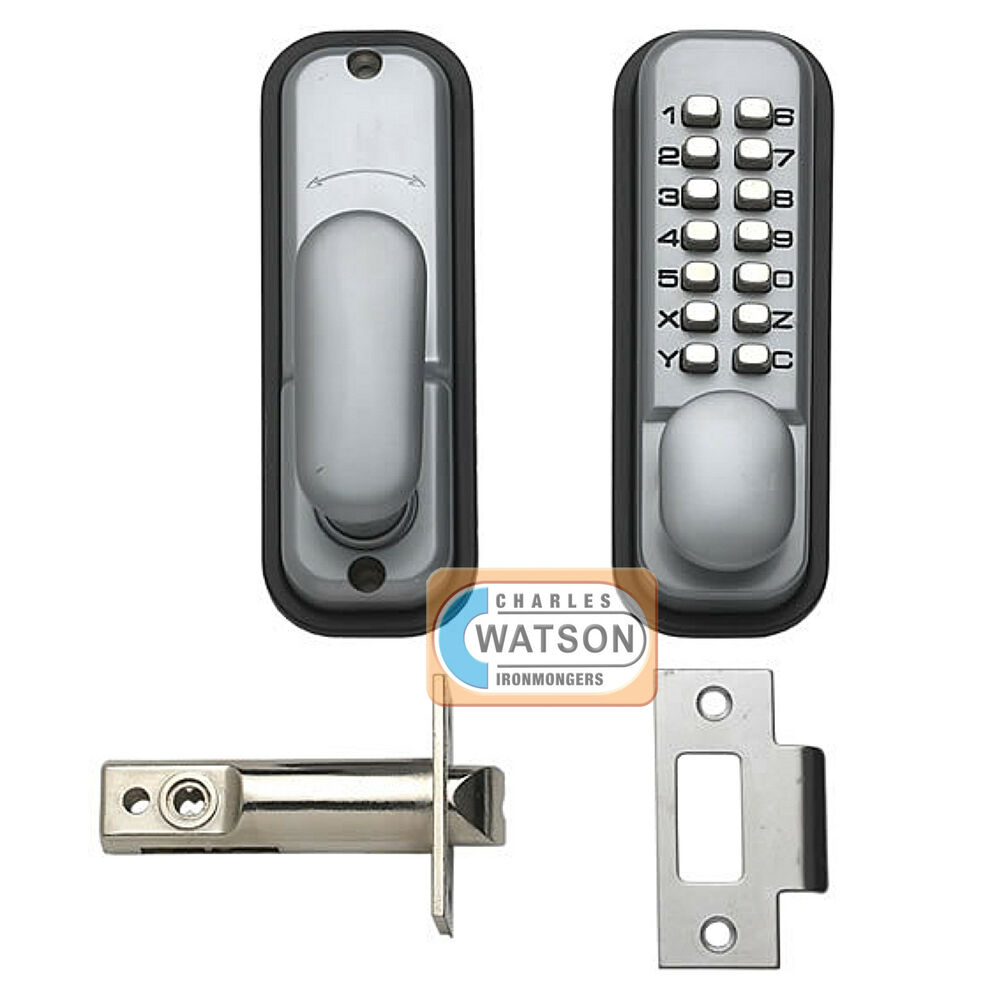 Le Meilleur Digital Push Button Door Lock Key Pad Code Combination Ce Mois Ci