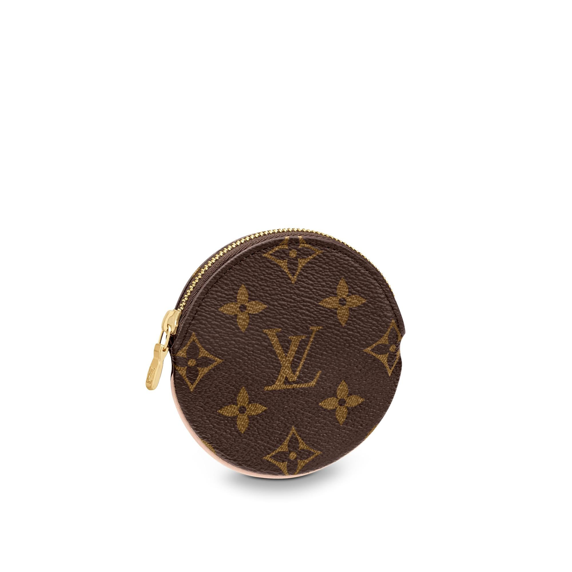 Le Meilleur Round Coin Purse Monogram Small Leather Goods Louis Ce Mois Ci