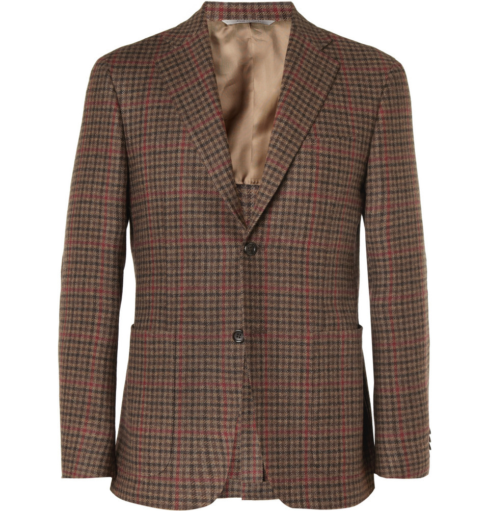 Le Meilleur Canali Kei Unstructured Wool Blazer At Mr This Fits Ce Mois Ci