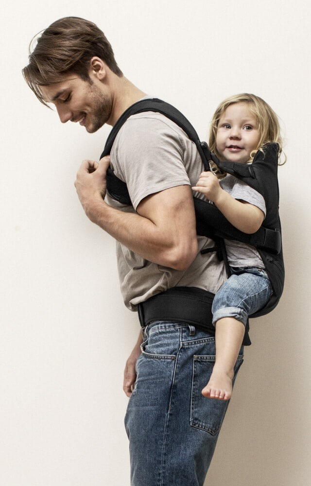 Le Meilleur Baby Carrier We – Carry Baby On Back Babybjörn Ce Mois Ci