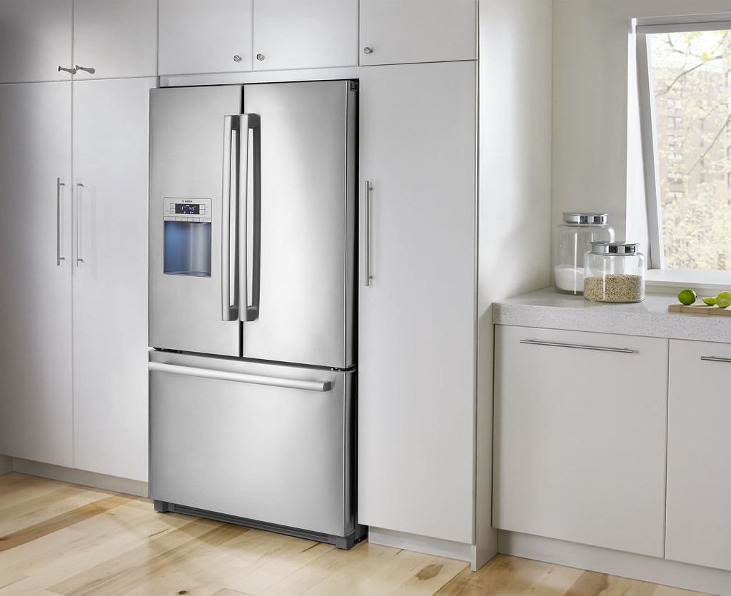 Le Meilleur Bosch French Door Fridge With Vitafresh Bosch's New Ce Mois Ci
