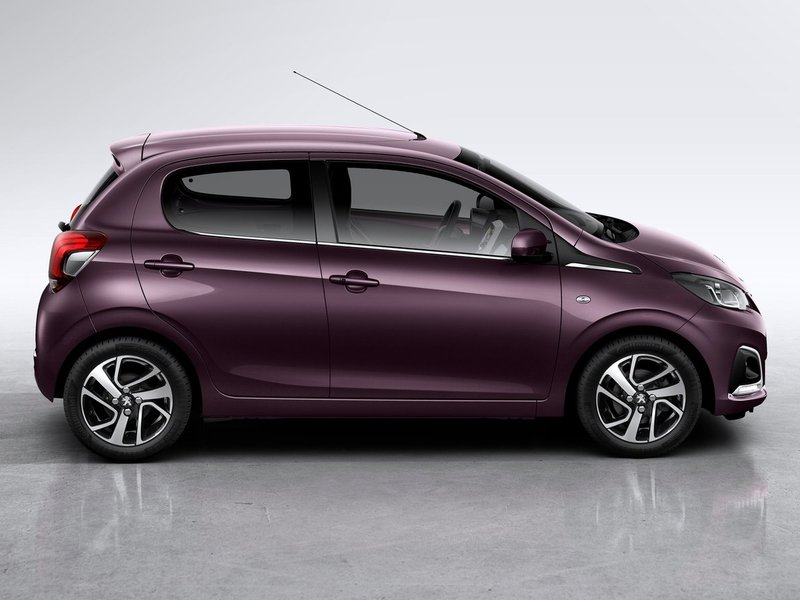 Le Meilleur Peugeot Configurator And Price List For The New 108 5 Door Ce Mois Ci