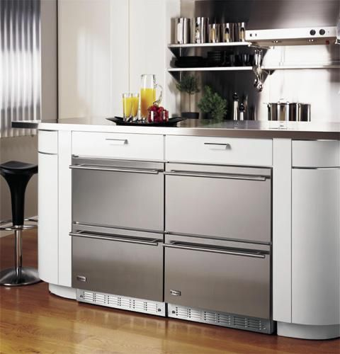 Le Meilleur With Full Extension Slide Out Refrigerated Drawers Our Ce Mois Ci