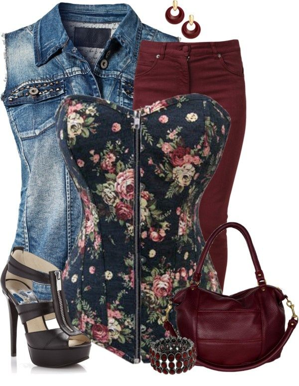 Le Meilleur 25 Best Ideas About Corset Outfit On Pinterest Corset Ce Mois Ci