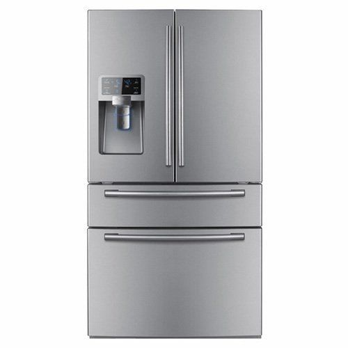 Le Meilleur Samsung Rf4287 28 Cubic Foot French Door Refrigerator With Ce Mois Ci