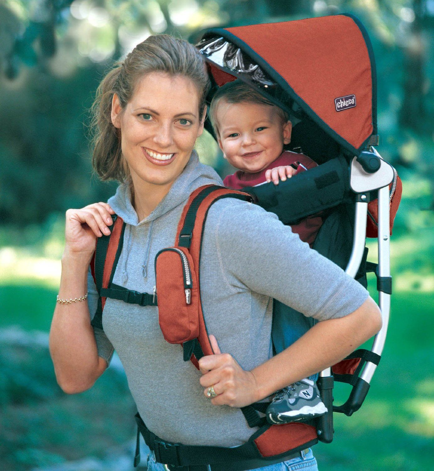 Le Meilleur Never Run Or Jog While Carrying A Baby In Any Backpack Ce Mois Ci