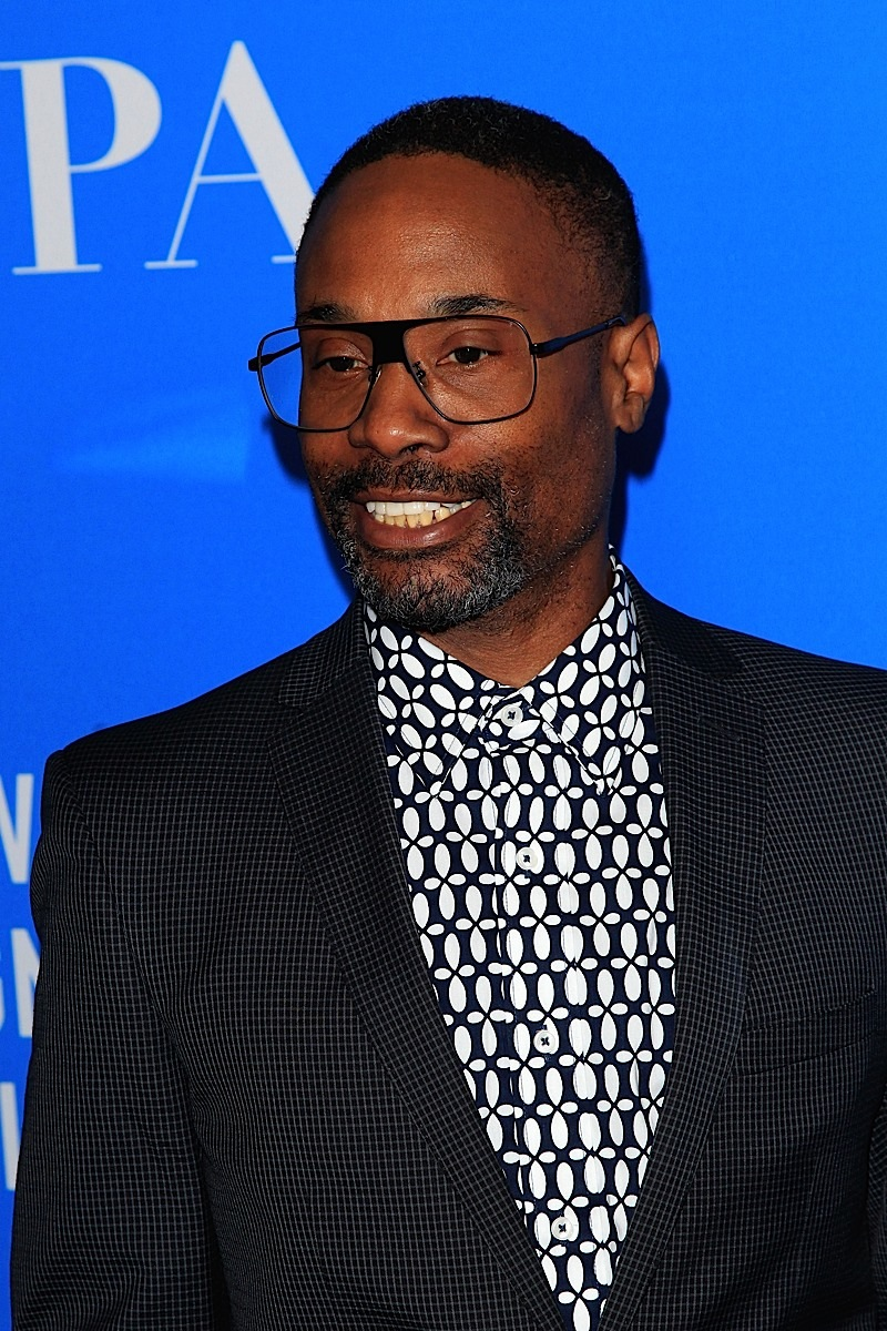 Le Meilleur Pose's Billy Porter Is First Openly G*Y Black Man With Ce Mois Ci