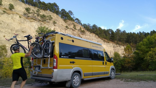 Le Meilleur Four States Four Bikes And One Yellow Travato – Chapter Two Ce Mois Ci