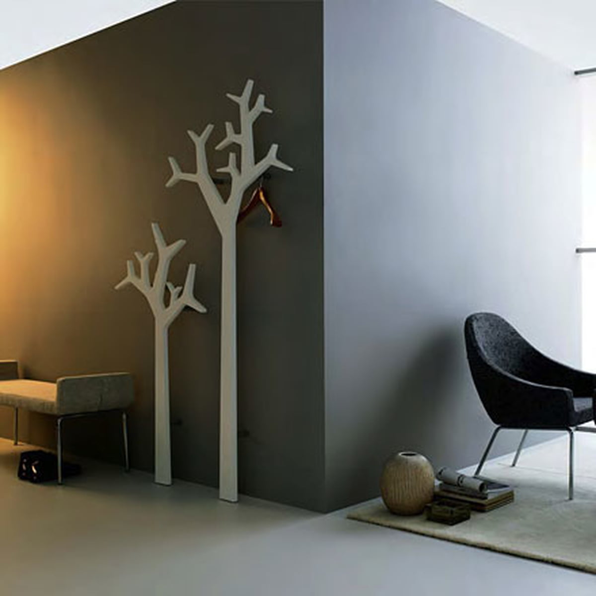 Le Meilleur Swedese Tree Wall Mounted Coat Stand Ce Mois Ci