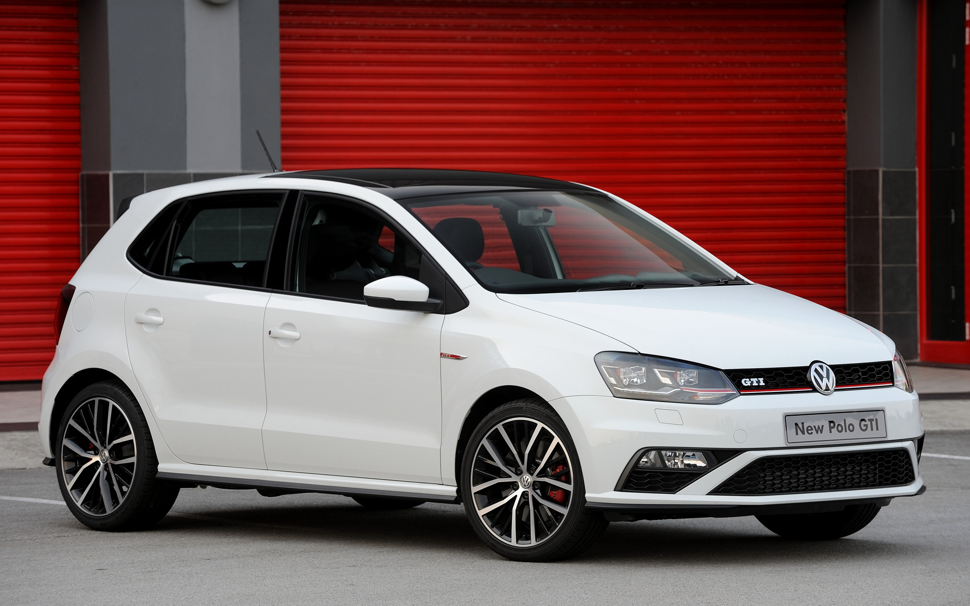 Le Meilleur 2015 Volkswagen Polo Gti 5 Door Za Wallpapers And Hd Ce Mois Ci