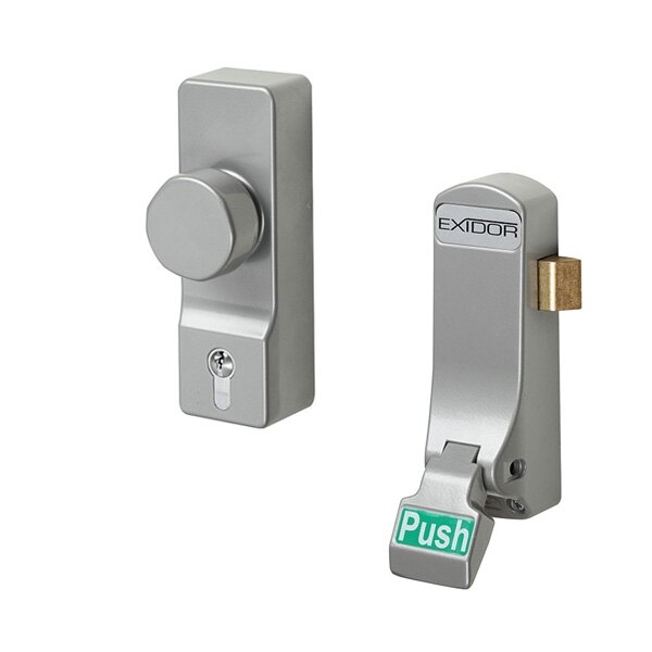 Le Meilleur Exidor 297 Single Door Push Pad With Latch From £35 49 Ce Mois Ci