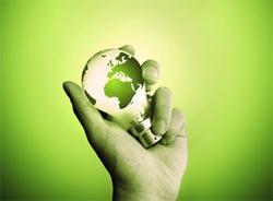 green eco brokers parker colorado logo